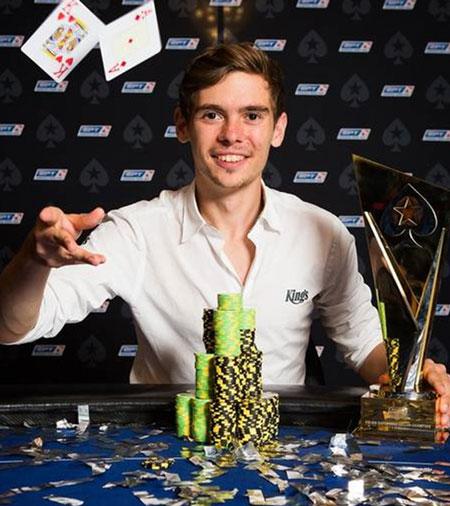 Fedor Holz Winning